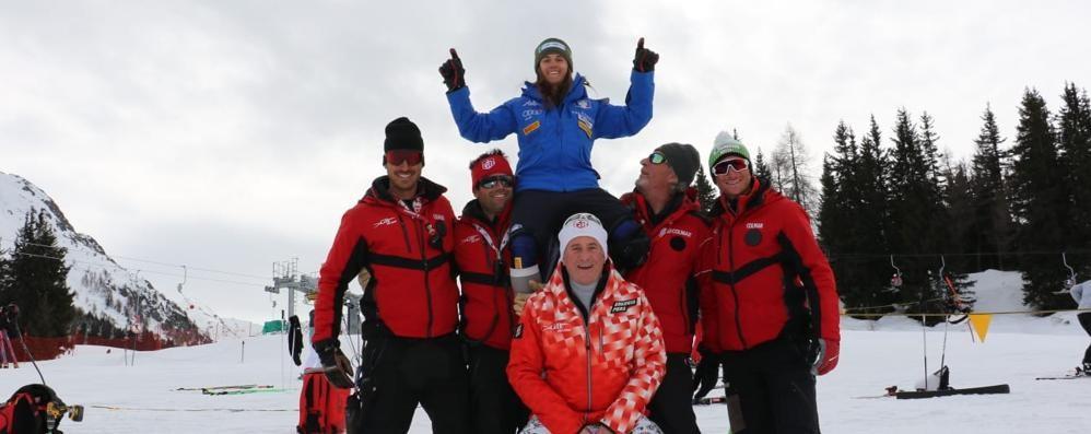 Il Gb Ski Asso festeggia  Dieci anni da ricordare