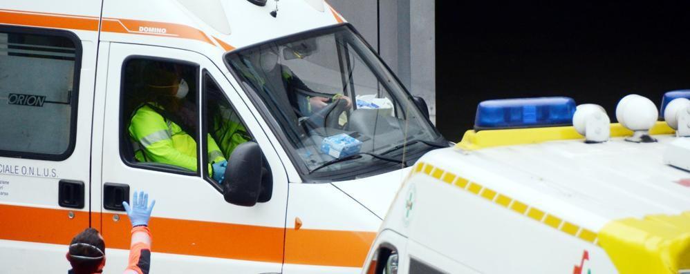 La situazione in Lombardia  2.543 casi in un giorno  e 387 nuovi decessi