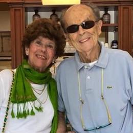 Lenno saluta il farmacista galantuomo  Vittorio Locatelli era innamorato del lago