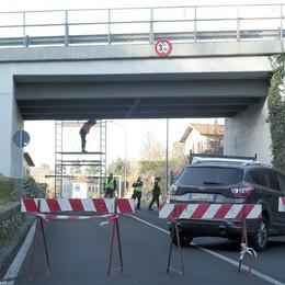 Lavori al ponte della Arosio-Canzo  Erba, da domani via Como chiude