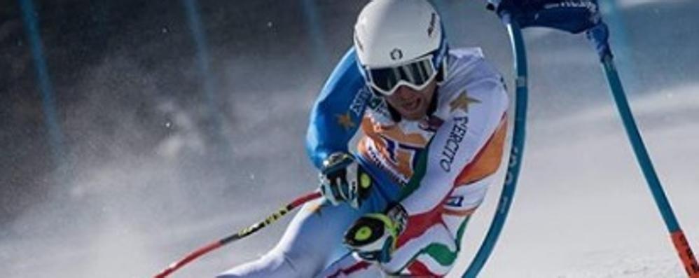 Monterosa ski: per Molteni  un'uscita e un bronzo