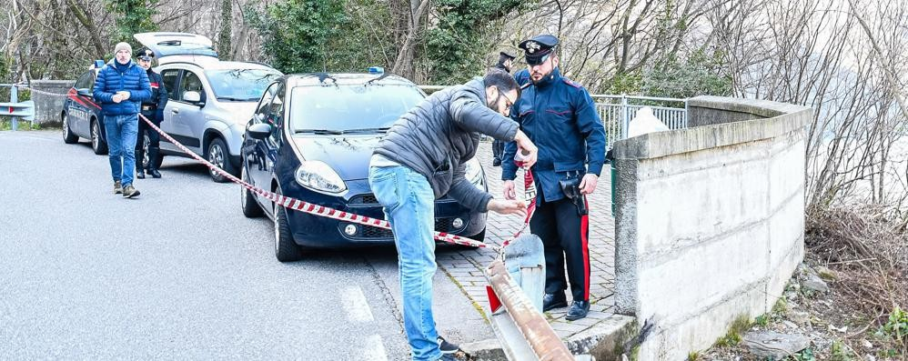 Pognana, colpo d'arma da fuoco in testa  Uomo di 52 anni trovato morto in strada