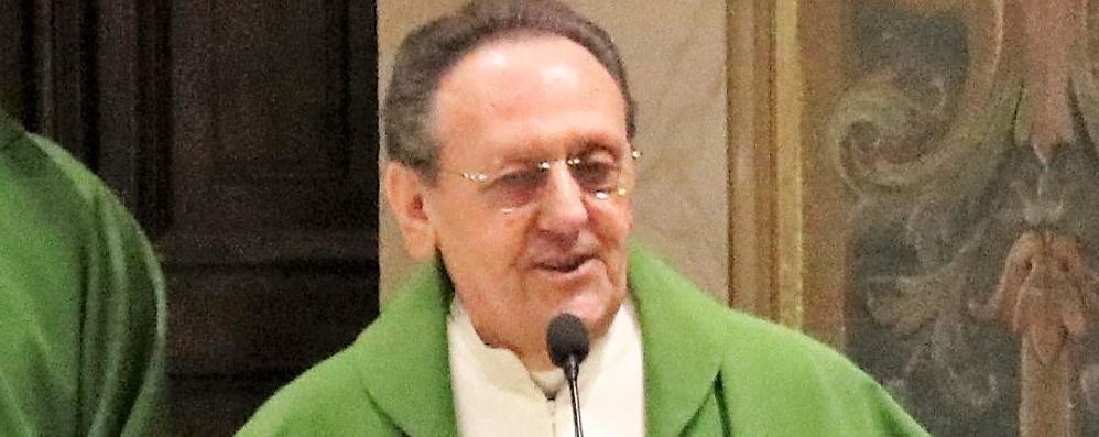 Menaggio: morto  don Carlo Basci