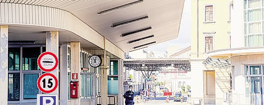 Coornavirus in Ticino  Crollo del lavoro  ma l'edilizia riparte