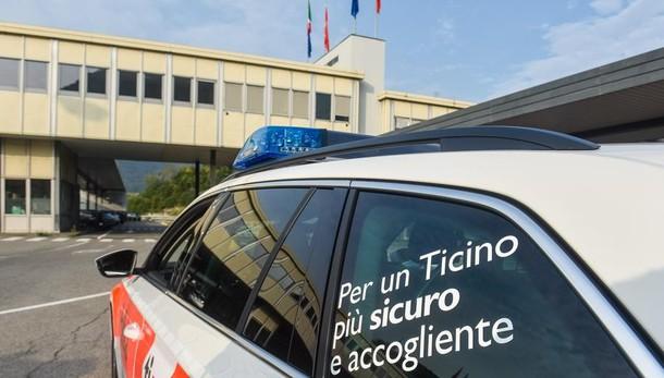 Coronavirus, dal Ticino  in Italia  per la spesa  Multa di cento franchi