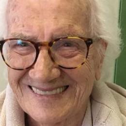 Nonna Carlotta, guarita a 100 anni  «La sua forza ha sconfitto il virus»