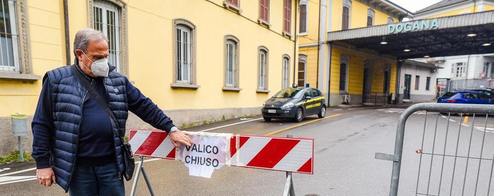 Frontalieri, appello di Maslianico  «La Svizzera riapra il valico»