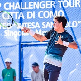 Carobbio: «Sospeso Wimbledon Dura pensare al Città di Como»