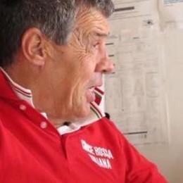 La Croce Rossa piange Ferruccio  «Gran lavoratore, amico di tutti»