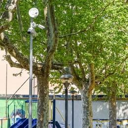 Como, ecco le telecamere  Dai giardinetti alle maxi rotonde