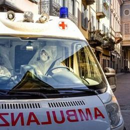 Coronavirus, nuovi dati ufficiali  Sono 419 i comaschi morti per il virus
