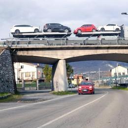 Erba, ripartono i cantieri  Lavori al ponte di via Prealpi