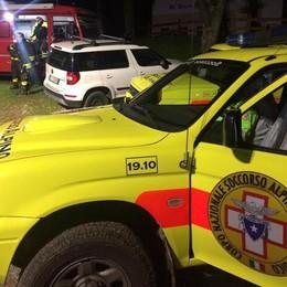 Lanzo, morto l'escursionista disperso  È precipitato nella zona della Sighignola