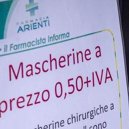Mascherine a 50 centesimi, è giallo  Nelle farmacie sono introvabili