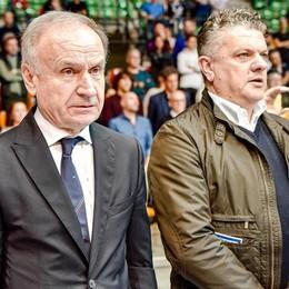 Basket, la mossa della Federazione Petrucci: «La stagione finisce qui»