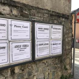 Boom di decessi a Cantù  In un mese crescita del 39%