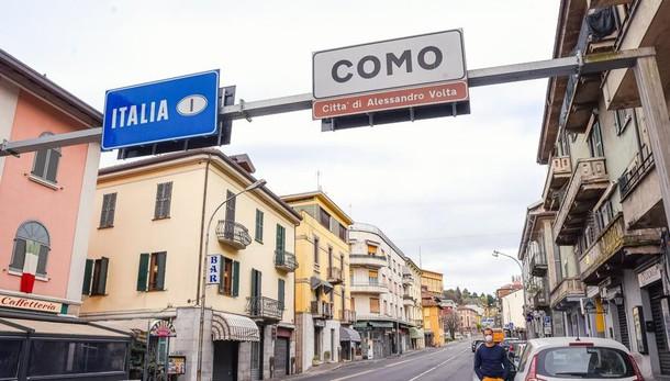 Coronavirus in Ticino  Tutto chiuso fino al 26 aprile  «Ondata di licenziamenti»