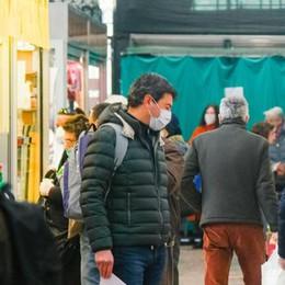 Coronavirus: mercato coperto   costretto a chiudere:«Un danno»