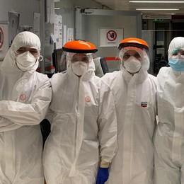 Coronavirus: «Vedo ancora il primo paziente  È morto solo e in poche ore»