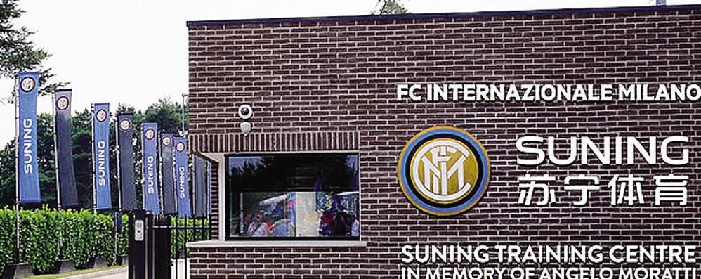 In Pinetina a sostenere la squadra  Denunciati 49 tifosi dell'Inter