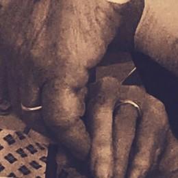 Mano nella mano contro il virus Franca e Giuseppe, amore eterno