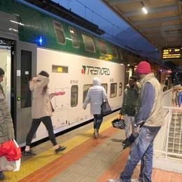 Milano-Asso, treni fermi fino al 19 aprile  Tutti in pullman da Seveso alla Brianza