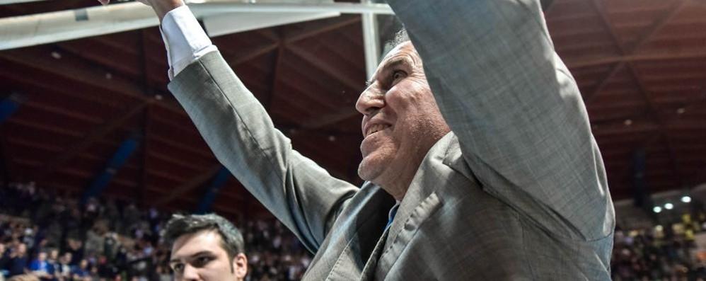 Recalcati: «Cantù e Varese ora indossano la stessa maglia»