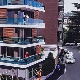 Via Sirtori, un nuovo condominio  Il Comune: ok a dieci appartamenti