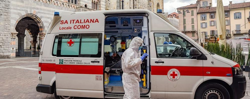 Coronavirus, calano i contagiati  «Ma il Lario resta un'area a rischio»