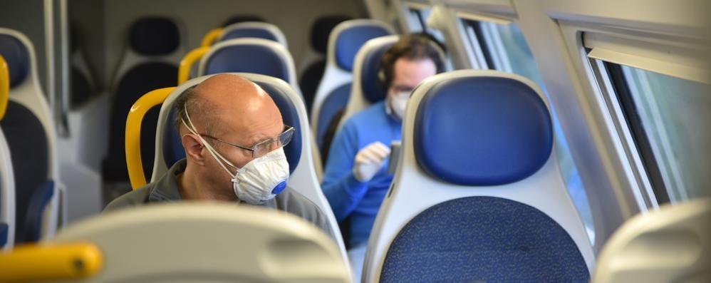 Coronavirus fase 2, pochi sui treni  E senza indicazioni sulle distanze