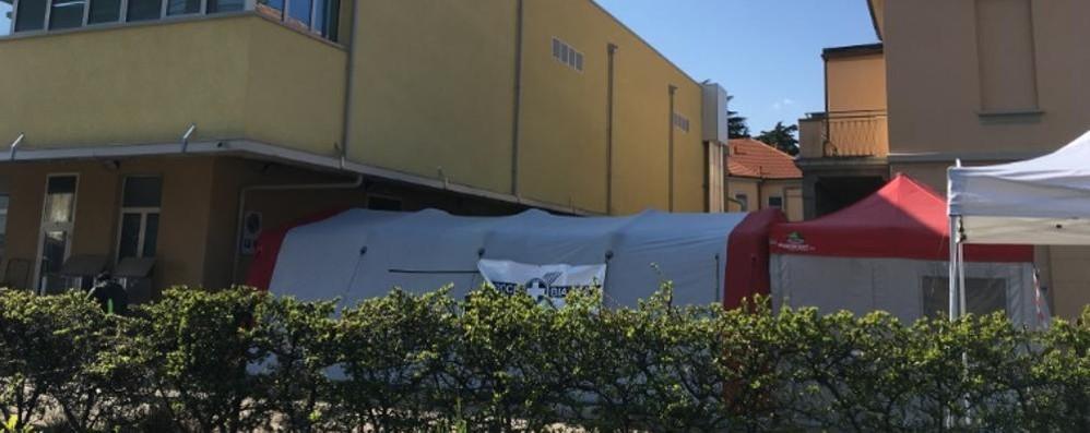 L'ospedale di Cantù si riorganizza  Via dalla Rianimazione i casi Covid