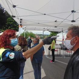 Mercato, ok il via ai controlli  Ambulanti soddisfatti a Cantù