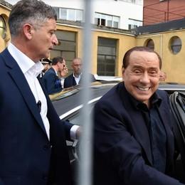 """C'è """"Silvio"""" sui social di Suwarso «Como, il Baradello e la fidanzatina»"""