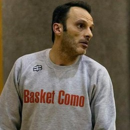 Bernasconi, addio al Basket Como