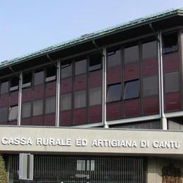 Cassa Rurale e Artigiana di Cantù: bilancio positivo  «Più 20% per i prestiti 2019»