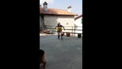 "L'allenamento ""virtuale"" delle ragazze del Volley Lariointelvi"