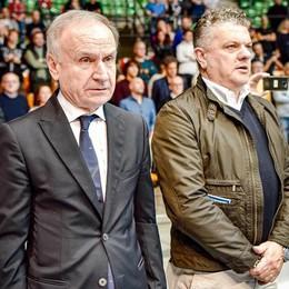 Petrucci stoppa la Legabasket «Una sola retrocessione? No»
