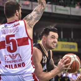Cantù-Milano, derby da leggenda Ma non è mai stato finale scudetto