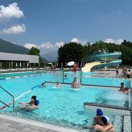 Erba, la riapertura delle piscine  Un incontro tra Comune e imprese