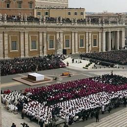 Il Papa Santo ha ridato  slancio ai cattolici