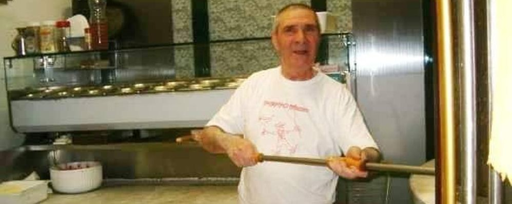 Addio a Giuseppe Palleschi  Brenna piange Peppo Pizza