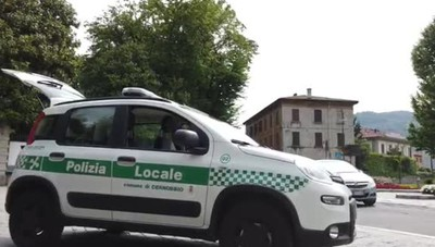 Cernobbio il video per Covid