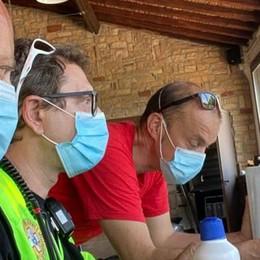 Escursionista disperso  Le ricerche a Pigra