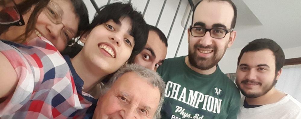 Lutto a Figino: Fabio non ce l'ha fatta  Stroncato dalla malattia a 23 anni