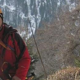 Muore sui monti mentre arrampica  Sant'Agostino piange Flavio Corengia