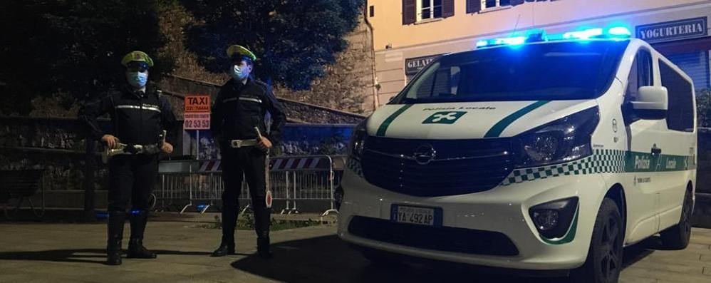 Violato l'obbligo di quarantena Tre denunciati a Cantù