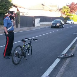 Bulgaro, cade in bicicletta  Ragazzino in ospedale