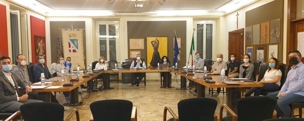 Lomazzo, il saluto dell'ex sindaco  «Ma mi aspettavo più solidarietà»