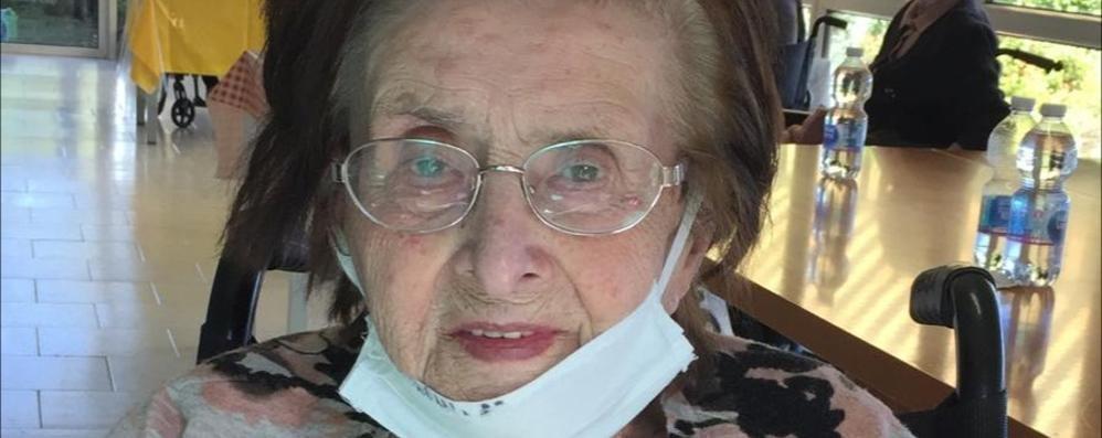 Nonna Giulia è una forza  A 100 anni guarita dal covid