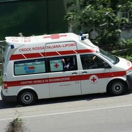 Briantea, due moto si scontrano  Soccorse tre persone ferite